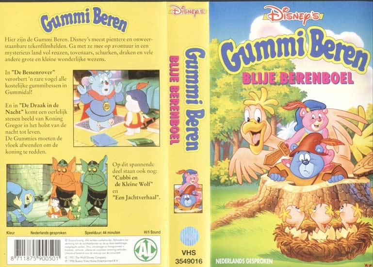 gummi bears ursa