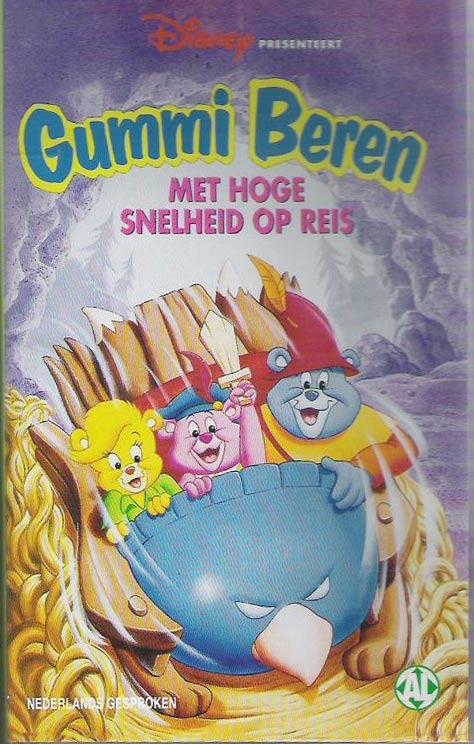 gummi bears dvd seasons 4-6